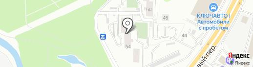 Авалон-Урал на карте Екатеринбурга