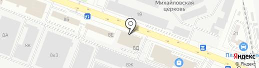 Мистер Сантехник на карте Екатеринбурга