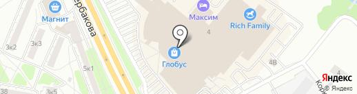 Candy shop на карте Екатеринбурга