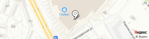 Хороший вкус на карте Екатеринбурга