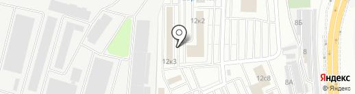 Альтера Лайн на карте Екатеринбурга