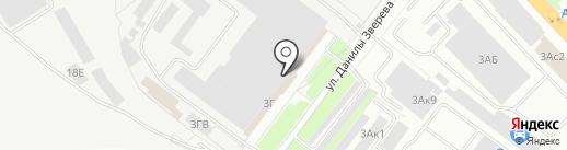 Инженерная Компания на карте Екатеринбурга