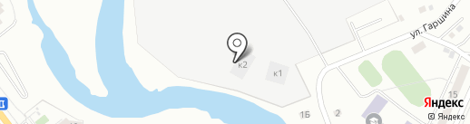 Специализированный автосервис для ГАЗ на карте Екатеринбурга
