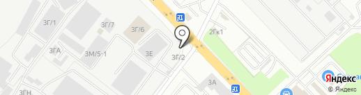 Завод СМиК на карте Екатеринбурга
