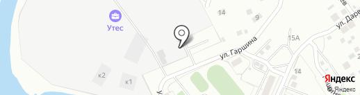 WOOD STORY на карте Екатеринбурга