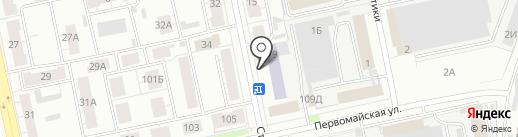 Центр приема платежей-юг на карте Екатеринбурга