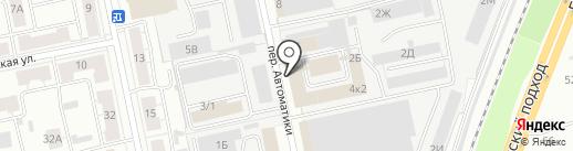 todalamoda.ru на карте Екатеринбурга