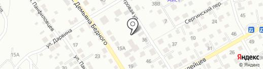 Paprika на карте Екатеринбурга