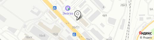 МалерМаркет на карте Екатеринбурга