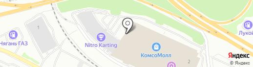 ART-песочница на карте Екатеринбурга