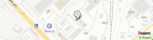 МеталлНефтеПроект на карте Екатеринбурга