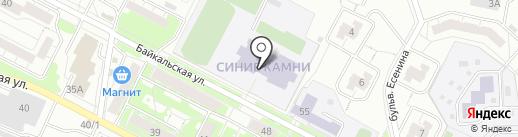 Мастерская по заточке режущего инструмента на карте Екатеринбурга