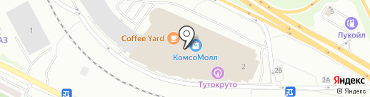 Valor Wolf на карте Екатеринбурга
