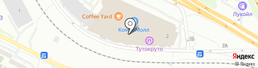 Naimi на карте Екатеринбурга
