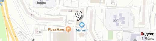 Новый дом на карте Екатеринбурга