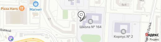 Пифагорка на карте Екатеринбурга