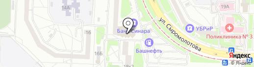Банкомат, СКБ-банк, ПАО на карте Екатеринбурга