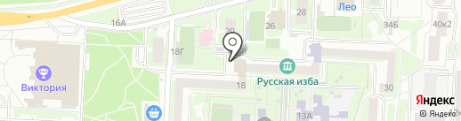 Звонкая мелодия на карте Екатеринбурга