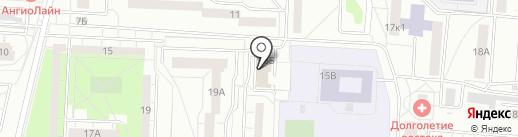 ЕкатТекстиль на карте Екатеринбурга