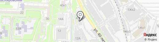 Мир Семян на карте Екатеринбурга