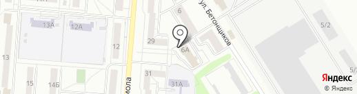 RockIT на карте Екатеринбурга