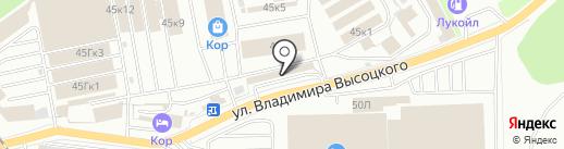 Шашлык от Вано на карте Екатеринбурга