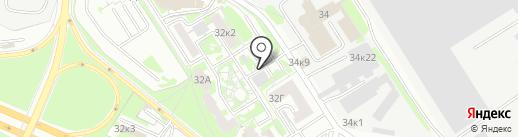 Русская Правда на карте Екатеринбурга