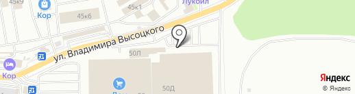 Кафе уйгурской кухни на карте Екатеринбурга
