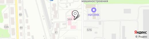 Бассейн на карте Екатеринбурга