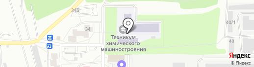 Банкомат, Уральский транспортный банк, ПАО на карте Екатеринбурга