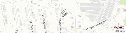 Служба автопомощи на дороге на карте Екатеринбурга