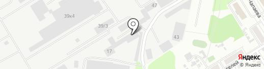 Ростехком на карте Берёзовского