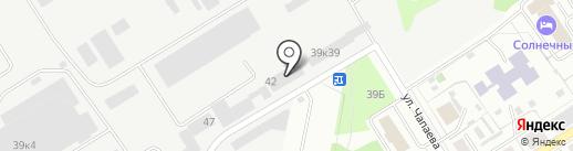 Chisto VIP на карте Берёзовского