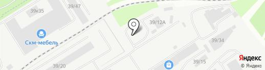 ТрубоПластКомплект, ЗАО на карте Берёзовского