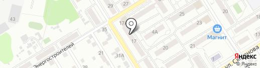 Банкомат, Почта Банк, ПАО на карте Берёзовского