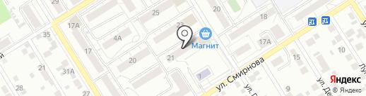Bliss на карте Берёзовского