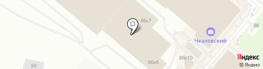 20 Тонн на карте Екатеринбурга