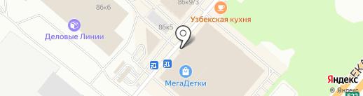 Моя радость на карте Екатеринбурга