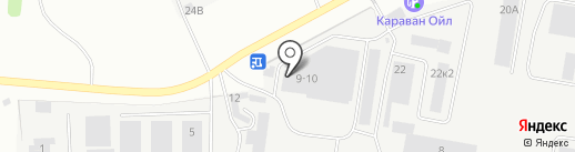 Кронштейн.ру на карте Берёзовского