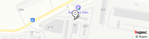 ЭлиаН на карте Берёзовского