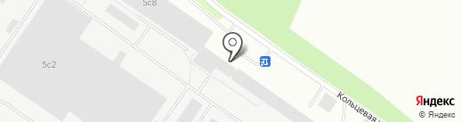 ЗАВОД ТЕХНИЧЕСКОГО ЭМАЛИРОВАНИЯ на карте Берёзовского