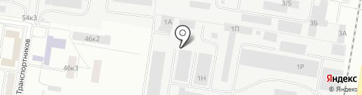 IVECO на карте Берёзовского