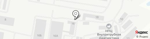 Антэкс Лазер на карте Берёзовского