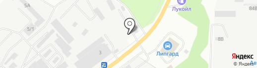 АтмоСфера на карте Берёзовского