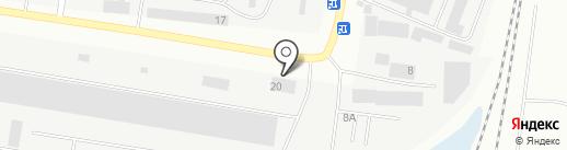 Импорт-Урал на карте Берёзовского