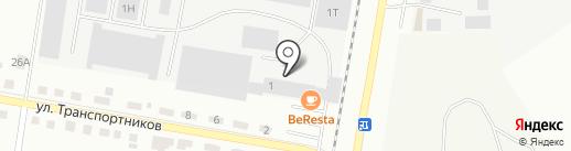 7GreenGroup на карте Берёзовского