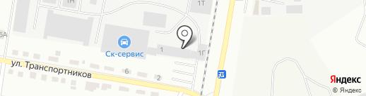 ЗМ-Сервис на карте Берёзовского