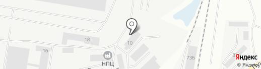 Соня на карте Берёзовского