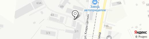 Premium на карте Берёзовского