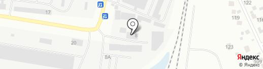 МАРКИК на карте Берёзовского